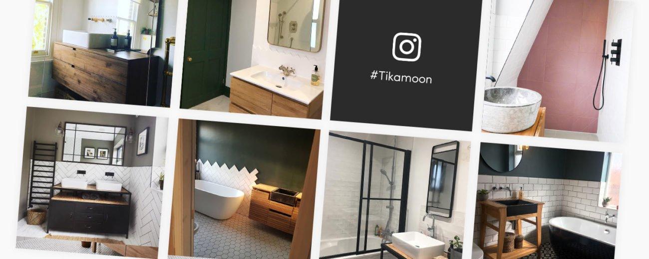 Le tendenze 17 le tendenze per l arredo bagno viste dai nostri clienti tikamoon blog - Riviste arredo bagno ...